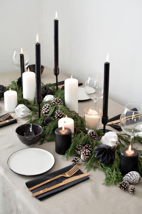 L'art de décorer sa table pour Noël : les essentiels