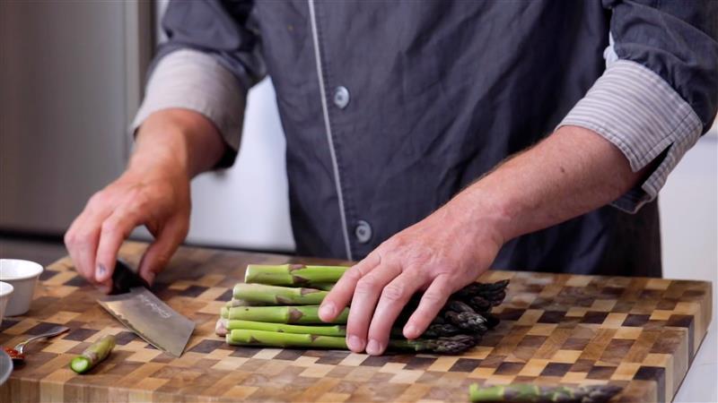Capsule culinaire : Les asperges
