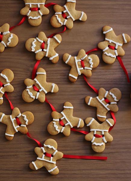 Idées décorations noel biscuit
