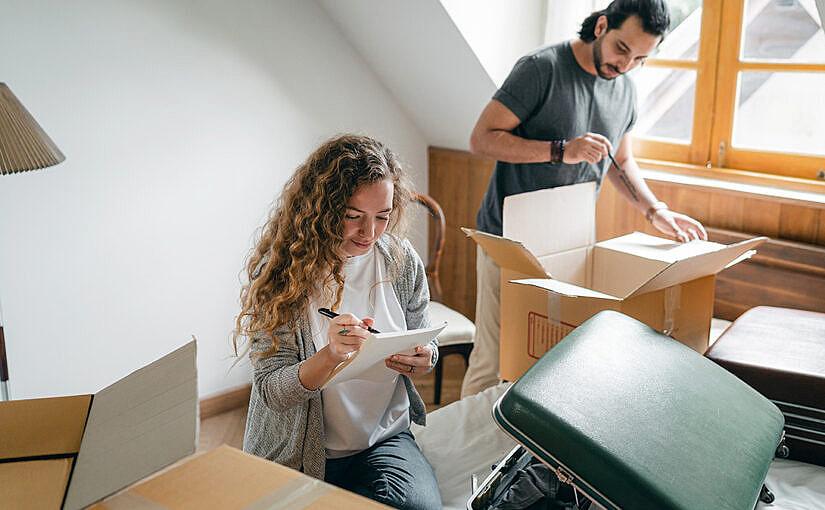 Comment bien planifier son déménagement par étapes
